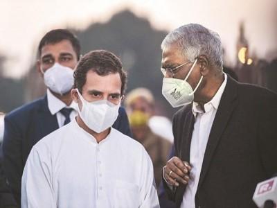 ہندوستان کے زرعی شعبے کو کارپوریٹ گھرانوں کے حوالے کرکےختم کر رہے ہیں وزیر اعظم مودی : راہل گاندھی