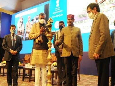 LS Speaker inaugurates virtual Bharat Parv-2021