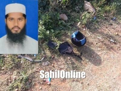 بھٹکل: مرڈیشور کے جواں سال عالم دین مولانا عدنان میسور کے قریب سڑک حادثہ میں جاں بحق