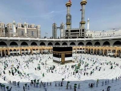 لبیک اللهم لبیک: لگاتار دوسرے سال کورونا اصولوں کی پاسداری کے ساتھ حج بیت اللہ کا آغاز