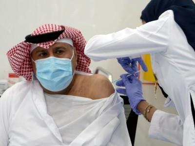 بغیر ویکسی نیشن کے سعودی عرب میں سرکاری جگہوں اور پبلک ٹرانسپورٹ میں داخلہ بند