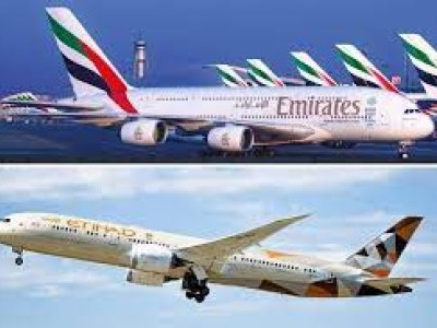 COVID-19: Emirates, Etihad extend flight suspension from South Asian countries