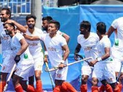 India beat Argentina 3-1 to seal quarterfinal berth in Tokyo Olympic men's hockey