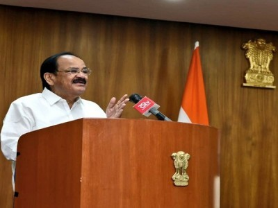 Need collaborative and innovative efforts to protect our languages: Vice President Venkaiah Naidu