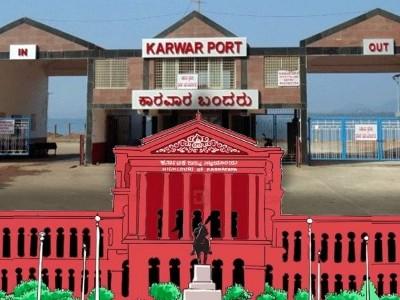 Pollution Control Board nod for Karwar port work illegal: HC