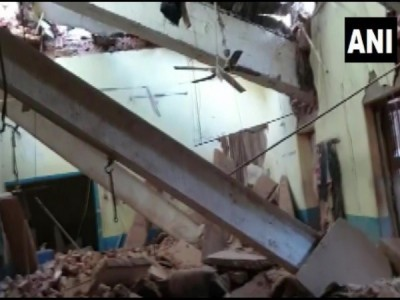 22 prisoners injured as barrack wall collapses in MP's Bhind Jail