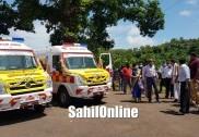 رکن اسمبلی نے اپنے ترقیاتی فنڈ سے بھٹکل اور ہوناور سرکاری اسپتال کے لئے کیا آکسیجن سہولت  والی دو ایمبولنس  کا انتظام