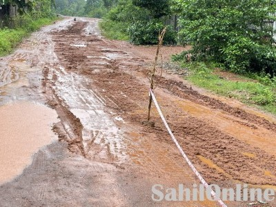Heavy rains batter Bhatkal; water accumulates in low-lying areas