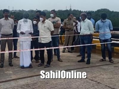 Decision on repair of Maravoor bridge after expert report: Srinivas Poojary