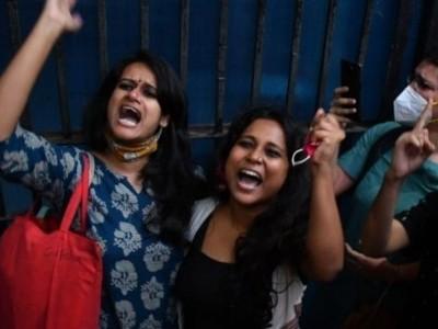 Delhi riots: Student activists Natasha Narwal, Devangana Kalita walk out of Tihar jail on bail