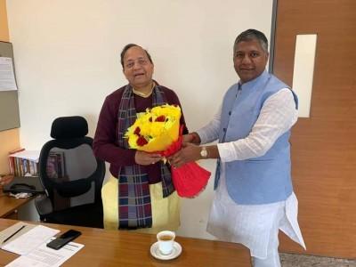 Karnataka BJP MLA Arvind Bellad alleges phone-tapping, conspiracy to fix him