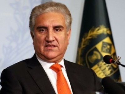 Pakistan's Foreign Minister Qureshi writes to top UN officials highlighting Kashmir issue
