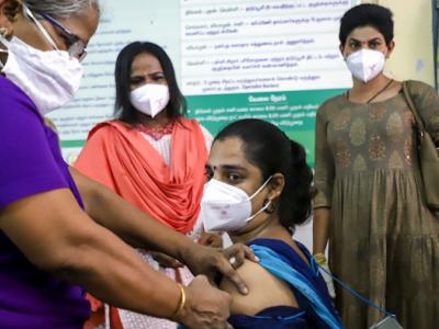 ریاستوں کے پاس کورونا کے 2.18 کروڑ سے زیادہ ٹیکے دستیاب: وزارت صحت