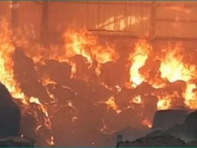 مہاراشٹر: پٹاخہ فیکٹری میں دھماکہ سے افرا تفری، کئی کلو میٹر تک گھروں کو پہنچا نقصان
