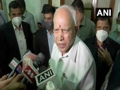 No political crisis at all in Karnataka: CM Yediyurappa