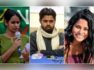 آصف، دیوانگنا، نتاشا ضمانت معاملہ: دہلی پولیس کی اپیل پر سپریم کورٹ میں سماعت، تینوں سماجی کارکنان کو نوٹس جاری