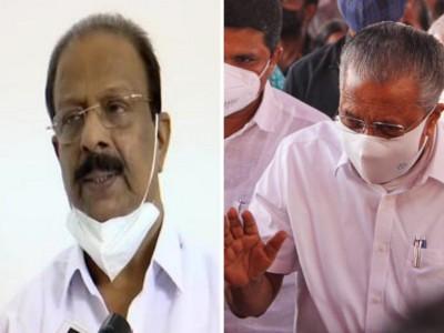 Kerala Cong chief denies CM's allegation of kidnap plot