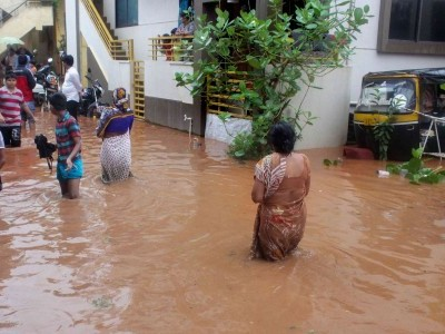 People in flood prone villages in Karnataka will be shifted to other places:CM