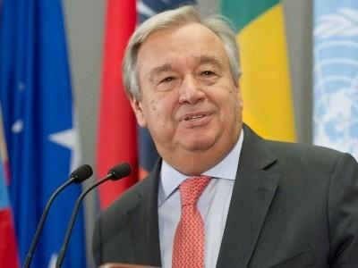 بہترین کارکردگی پر انٹونیو گوٹیریس دوسری مرتبہ اقوام متحدہ کے جنرل سکریٹری مقرر
