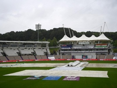 WTC final: Rain plays spoilsport, Day Four washed off