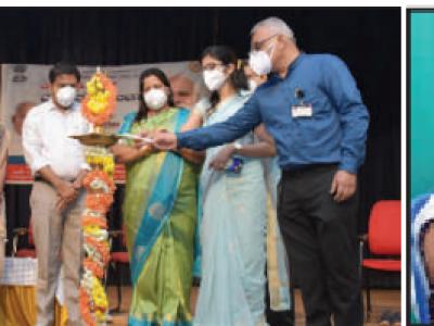 کاروار میں کووڈ ٹیکہ مہم کا افتتاحی پروگرام : ہر ایک ٹیکہ لگوائیں اور اپنی جان کی حفاظت کریں : روپالی نائک
