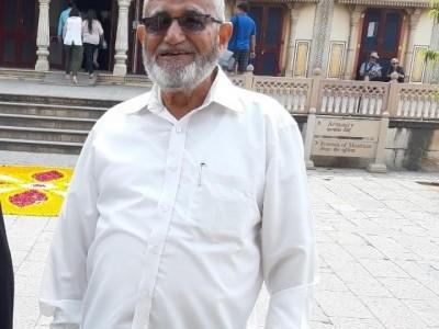 Bhatkal: SM Syed Mohiuddin elected as the President of Khalifa Jamaatul Muslimeen