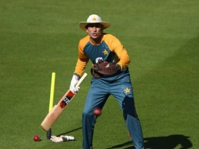 Younis Khan steps down as Pakistan's batting coach