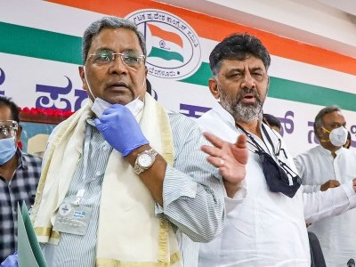 Factionalism to the fore in Cong Karnataka unit over CM face during 2023 polls