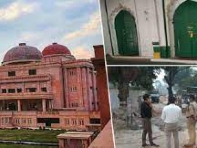 Mosque demolition: HC issues notice to ex-Barabanki SDM