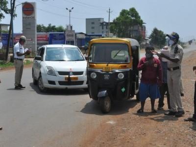 کرناٹک میں  مزید 4 اضلاع اَن لاک کی رعایتیں، دوپہر تک دکانیں کھولنے کی اجازت