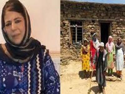 جموں و کشمیر کے راجوری  میں گئو رکشکوں کے ذریعے 20 سالہ نوجوان کا پیٹ پیٹ کر قتل! محبوبہ مفتی نے متاثرہ کنبہ کے حق میں اٹھائی آواز