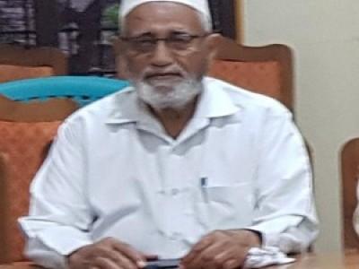 جناب ایس ایم سید محی الدین مارکیٹ صاحب مرکزی خلیفہ جماعت المسلمین بھٹکل کے نئے صدر منتخب