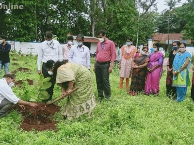 Environment Day celebrated with green gusto across Bhatkal Taluk