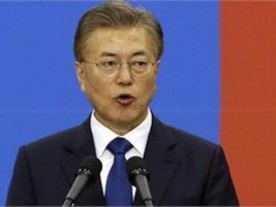 Moon: South Korea, Japan must look to future to improve ties