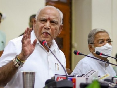 Karnataka Budget will focus on women's welfare and development: CM B S Yediyurappa
