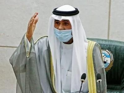 امیر کویت کا  نئی حکومت کے قیام کا فرمان