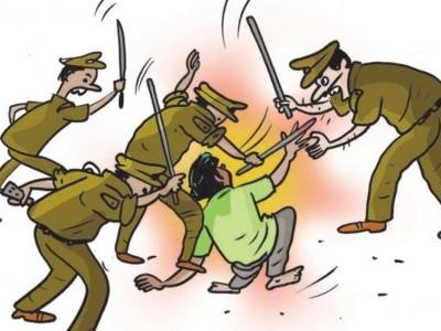 انکولہ : کون کھیل رہا ہے 'چور پولیس'   کا کھیل؟  ایڈیشنل ایس پی پر جان لیوا حملہ ۔ غنڈوں پر درج نہیں ہوا اقدامِ قتل کا کیس!