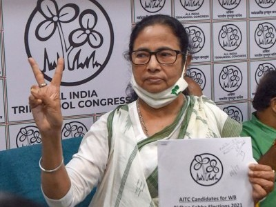 بنگال انتخابات: 42 مسلمانوں سمیت ٹی ایم سی کی 291 امیدواروں کی فہرست جاری