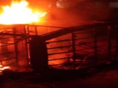 تلنگانہ کے بھینسا قصبہ میں دو فرقہ کے درمیان تصادم، دفعہ 144 نافذ