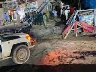 موغادیشو میں دھماکہ، چھ افراد ہلاک و دیگر چھ زخمی