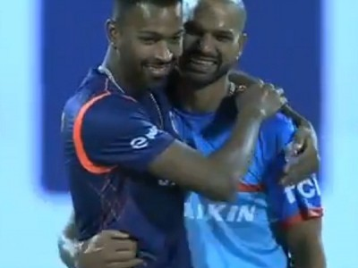 Tour of Sri Lanka: Two-way fight for India's captaincy between Hardik Pandya and Shikhar Dhawan