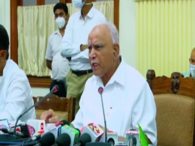 Yediyurappa urges people to support Karnataka govt to control COVID-19 spread