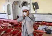 افغانستان کے کابل کی مسجد میں دھماکہ، امام سمیت 12 نمازی جاں بحق