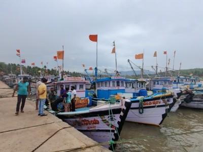 IMD warns fishermen against venturing into sea as K'taka may experience heavy rain