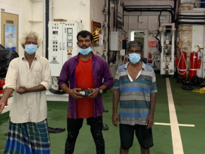 Cyclone Tauktae: Coast Guard rescues three fishermen