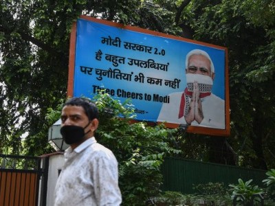 Delhi Police arrests 15 people, lodges 17 FIRs over posters critical of PM Modi