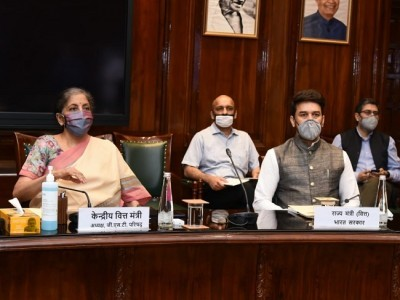 GST Council to meet on May 28; compensation shortfall, rates on Covid-19 essentials on agenda