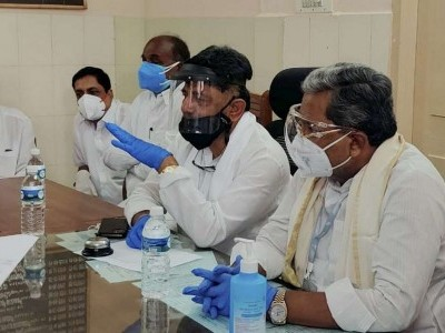 Cong MPs, legislators in K'taka to use LAD fund for procurement of vaccines: Siddaramaiah