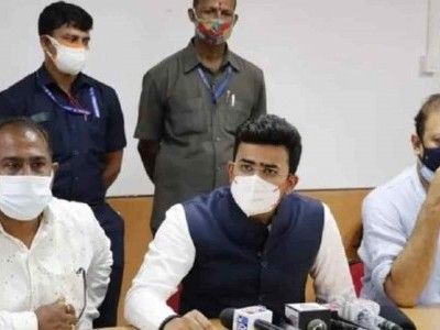 Hospital bed scam: Names mentioned by BJP MP Tejasvi Surya have not been arrested, says source