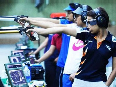 Indian shooters to take part in World Cup in Croatia